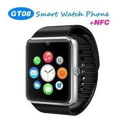 Smartwatch Phone GT08 Black