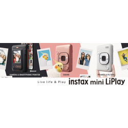 Instax Mini Liplay - New